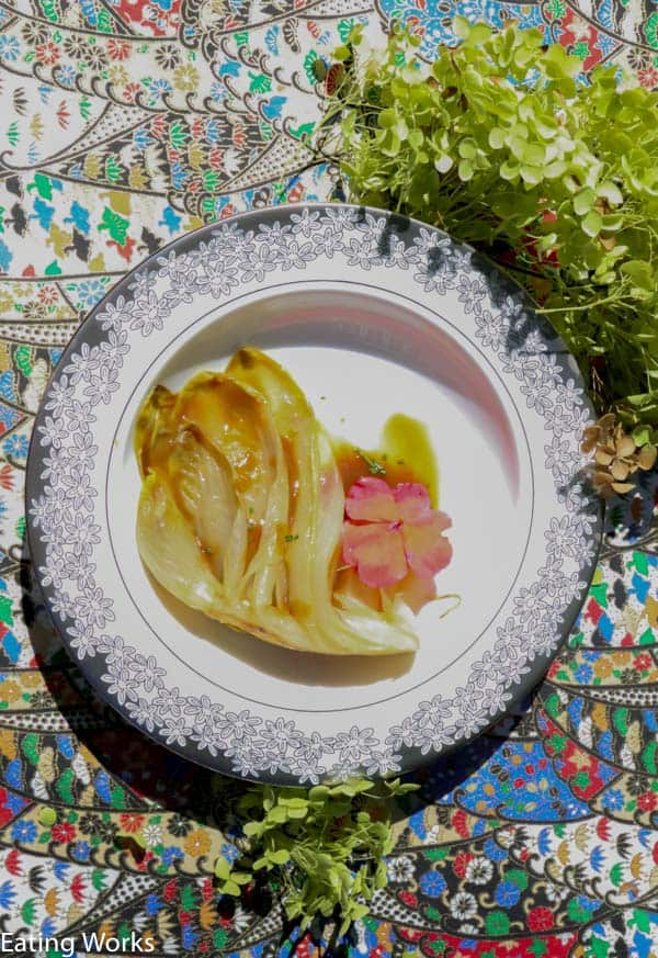 Endive with Balsamic Reduction