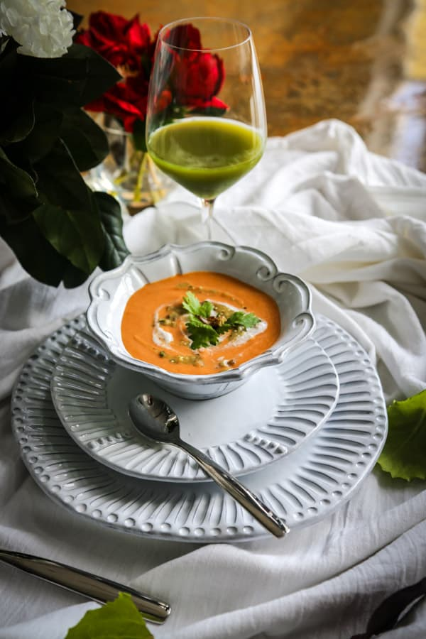 curried cauliflower soup recipe