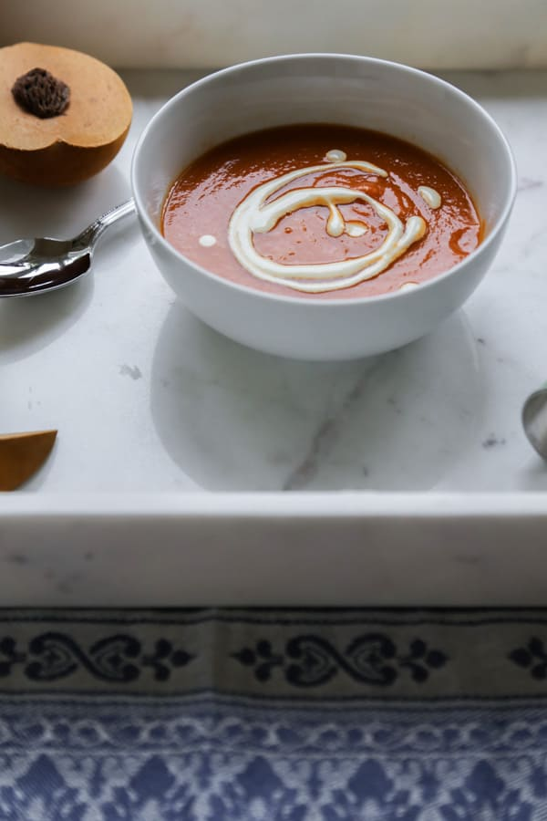 Creamless Tomato Soup with Cumin and Red Pepper Chili ...