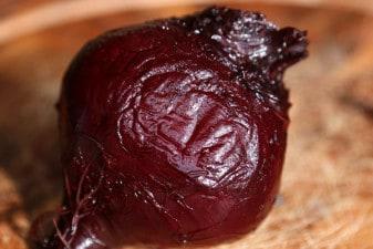 How to roast a beet