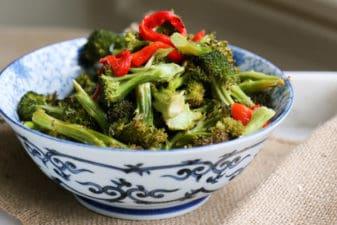 Massaged Broccoli